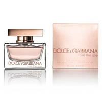 Духи женские парфюм Dolce & Gabbana Rose The One (Дольче Габбана Роуз Зе Ван)копия