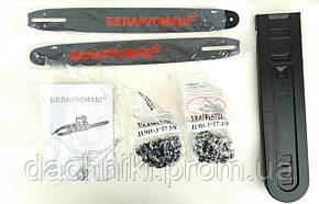 Электропила Беларусмаш БПЦ-3200 2 шины 2 цепи, фото 2