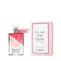 Духи женские Lancome La Vie Est Belle En Rose Оригинал, фото 1