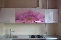 Кухни киев — Стеклянные фасады для кухни — Крашенные стеклянные фасады — Кухонные фасады