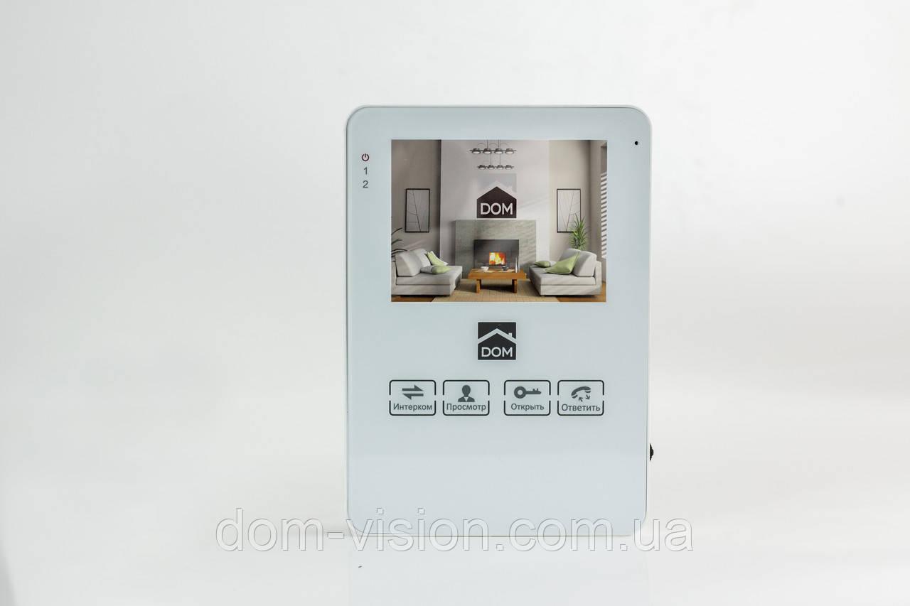 Видеодомофон Dom DS-4W распродажа витрин