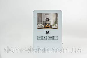 Видеодомофон Dom DS-4W распродажа витрин, фото 2