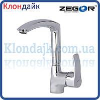 Смеситель для кухни Zegor BBS4 WKB279 (Хром)
