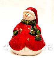 Фигура Снеговика, папье-маше, арт. 013432 (не интерактив., остатки)
