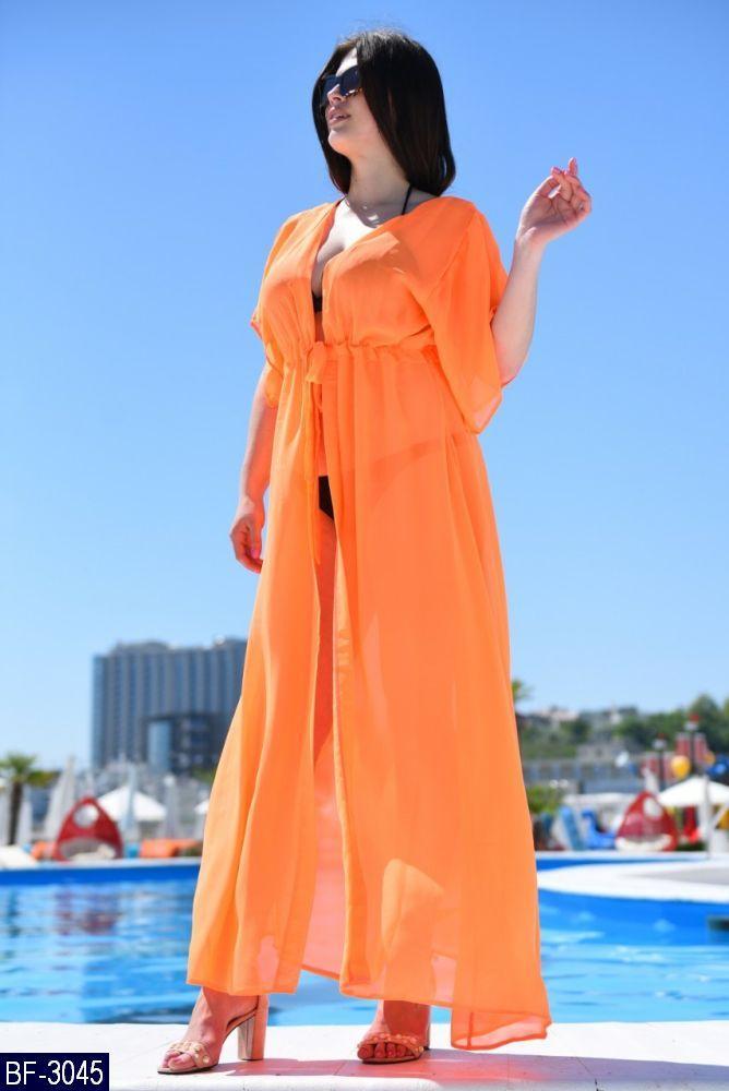 Модная туника для пляжа длинная много расцветок с 50 до 56 размер