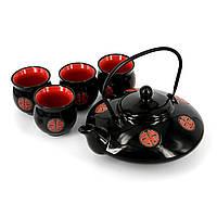 Красивый чайный сервиз для чайной церемонии АS048