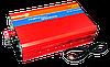 Преобразователь Автомобильный (Инвертор) с Функцией плавного пуска 12V-220V - 2000 Вт с USB