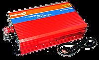 Преобразователь Автомобильный (Инвертор) с Функцией плавного пуска 12V-220V - 2000 Вт с USB, фото 1