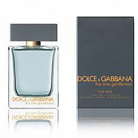 Туалетная вода мужская Dolce & Gabbana The One Gentleman (Дольче и Габбана Джентельмен)копия