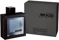 Мужская туалетная вода Dsquared2 Silver Wind Wood (дискваред2 Сильвер Винд Вуд)копия