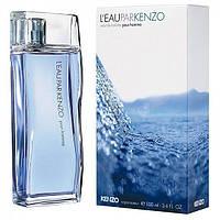 Туалетная вода мужская Kenzo L`Eau Par Kenzo Pour Homme (Кензо Льо Пар Кензо Пур Хом)копия