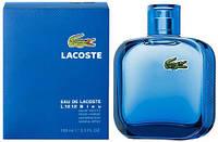 Чоловіча туалетна вода Eau De Lacoste Lacoste L. 12.12 Bleu (Лакост Про Де Лакост Л. 12.12 Блю)копія