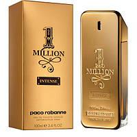 Мужская туалетная вода Paco Rabanne 1 Million Intense (Пако Рабан 1 Миллион Интенс)