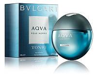 Чоловічі туалетні парфуми Bvlgari Aqva Pour Homme Toniq (Булгарі Аква пур хом Тонік)копія