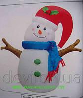 Надувной снеговик, 180 см, арт. 350872