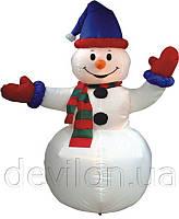 Надувной Снеговик, 240 см, арт. 830084
