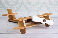"""Детская игрушка """"Самолёт Балу"""" мускат"""