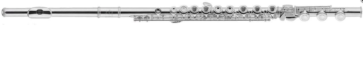 J.MICHAEL FL-420SPO-H (W) Флейта поперечная  Клавиши открытые (Французкая система) в линию