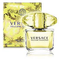 Туалетная вода для женщин духи парфюмерия  Versace Yellow Diamond (Версаче Йеллов Диаманд)копия