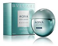 Туалетная вода для мужчин парфюм Bvlgari Aqva Pour Homme Marine Toniq  Аква пур хоум Марин Тоник копия