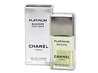 Чоловіча туалетна вода Chanel Egoiste Platinum (Шанель Эгоист Платинум)копия