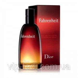 Туалетная вода для мужчин Christian Dior Fahrenheit (Кристиан Диор Фаренгейт)копия