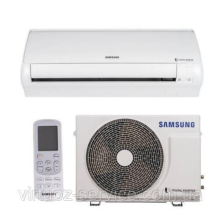 Инверторный кондиционер Samsung AR18MSFPAWQNER, фото 2