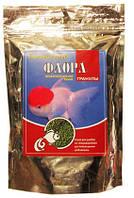 Рослинний корм для риб - Флора гранули (200 г)