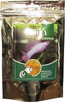 Хлопья для рыб с растительными добавками - Флора (100 г)