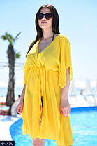 Пляжная женская туника много расцветок батал с 52 до 56 размер, фото 2