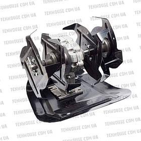 Культиватор на бензокосу (7 шлицов, 26 мм)