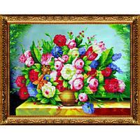 """""""Цветы Уильямс."""" Набор для рисования камнями"""
