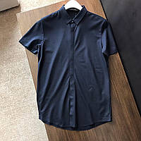 Мужская рубашка Armani (Армани) арт. 09-01