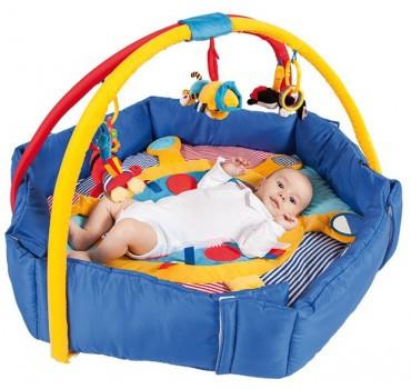 Развивающий коврик с бортиками Пираты ТМ Canpol Babies