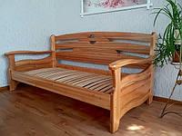 """Детский диван кровать из массива натурального дерева от производителя """"Луи Дюпон Люкс"""""""