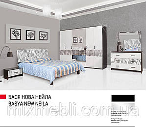 Спальня Бася нова Лейла (СМ)