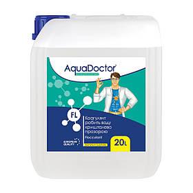 Рідке коагулюючу засіб AquaDoctor FL 20 літрів