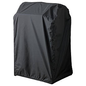 IKEA TOSTERO Чохол на гриль, чорний (802.923.30)
