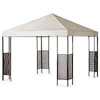 IKEA AMMERO Палатка, темно-коричневый, бежевый  (601.988.47)