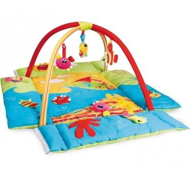 Игровой коврик Разноцветный океан ТМ Canpol Babies