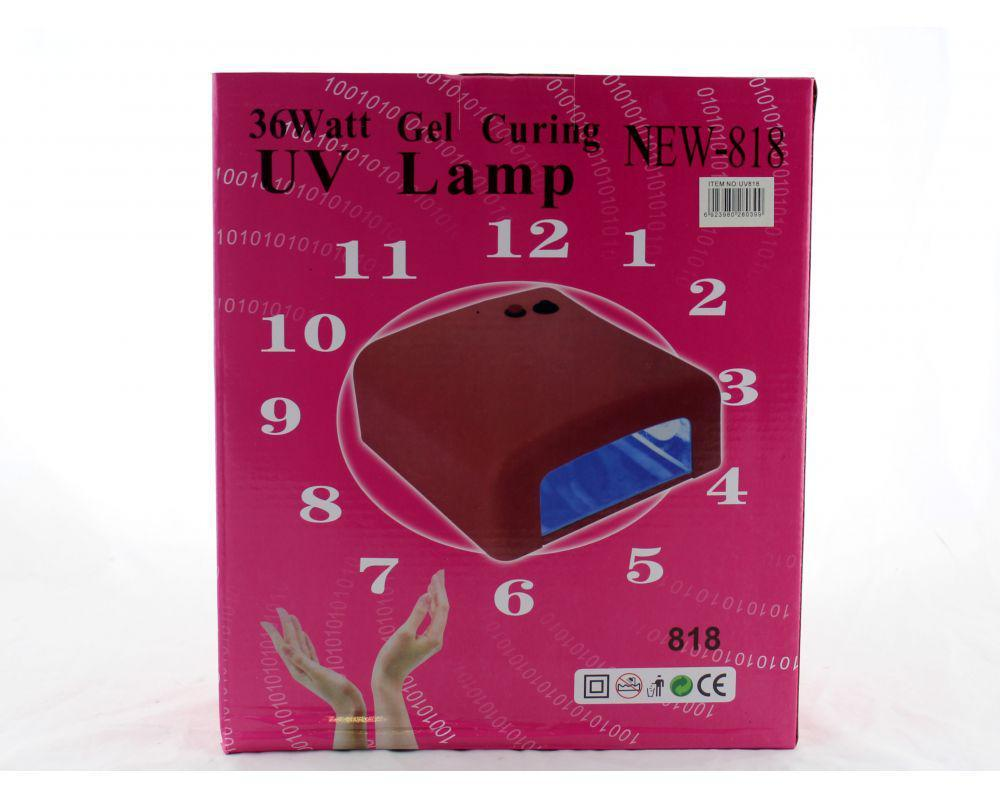 УФ лампа, Сушилка для ногтей Beauty nail UV 818 K