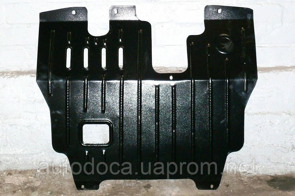 Защита картера двигателя и кпп Mitsubishi Colt VIII 1996-