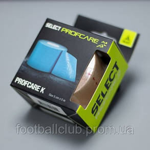 Кинезио тейп Select Sporttape Profcare K, фото 2