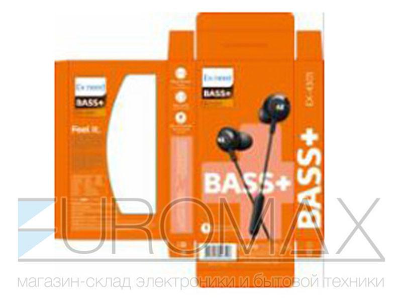 Наушники вакуумные с микрофоном EX4305