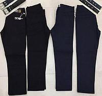 Детские школьные джинсы для мальчиков 9-12 лет
