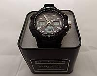 Часы мужские G-Shock G -  в металлическом тубусе, водозащита 3Bar, фото 1