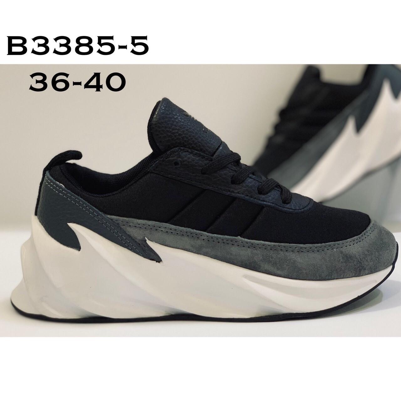 Подростковые кроссовки Adidas Shark оптом (36-40)