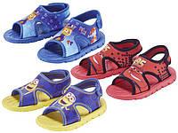 Детские сланцы-босоножки пена Disney  24-28