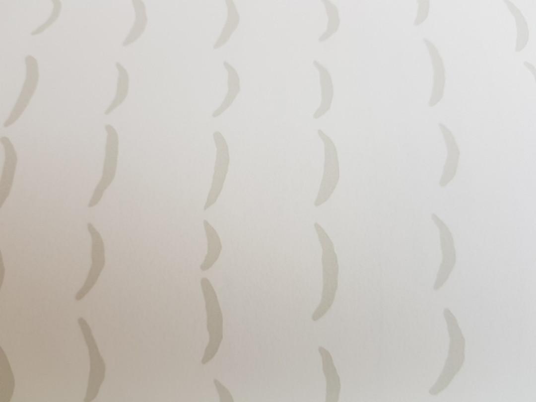 Обои бумажные YORK  KI0571 A Perfect World детские молодежные полосы волна