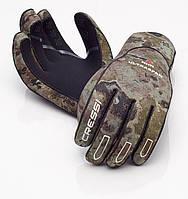 Перчатки для подводной охоты CressiSub Ultraspan Camo 2,5 мм